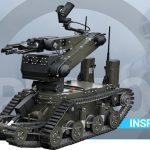 ciezki robot pirotechniczny inspektor