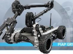 LAUR GRANICZNY dla robota PIAP GRYF®