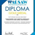 PIAP Patrol - złoty medal na IWIS 2020